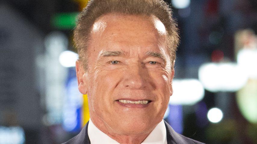 """Arnold Schwarzenegger bei der Premiere von """"Terminator: Dark Fate"""""""