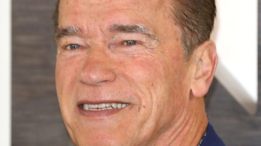 Arnold Schwarzenegger im Oktober 2019 in London