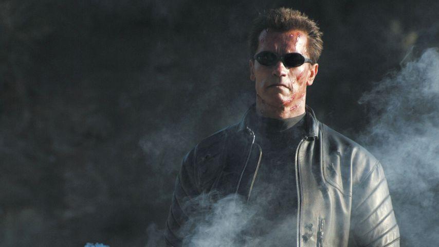 """Arnold Schwarzenegger in """"Terminator 3"""""""