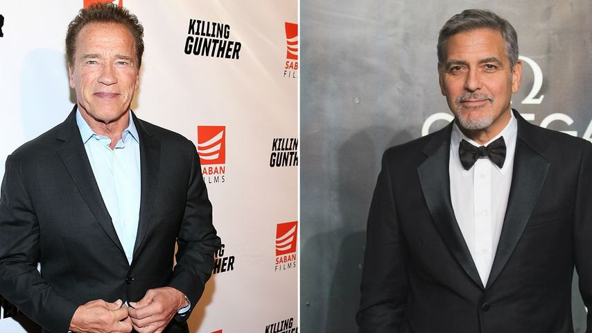 """""""Batman & Robin"""": Arnie bekam 20 Mal mehr als George Clooney"""