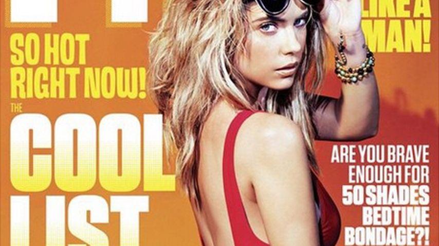 Babewatch: Ashley Benson macht auf Pamela Anderson