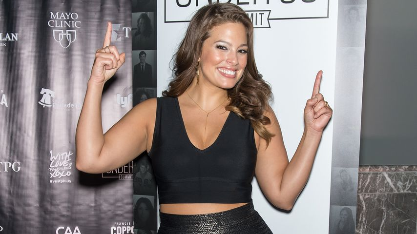 Sexy & lustig: Plus-Size-Model Ashley Graham kann beides!