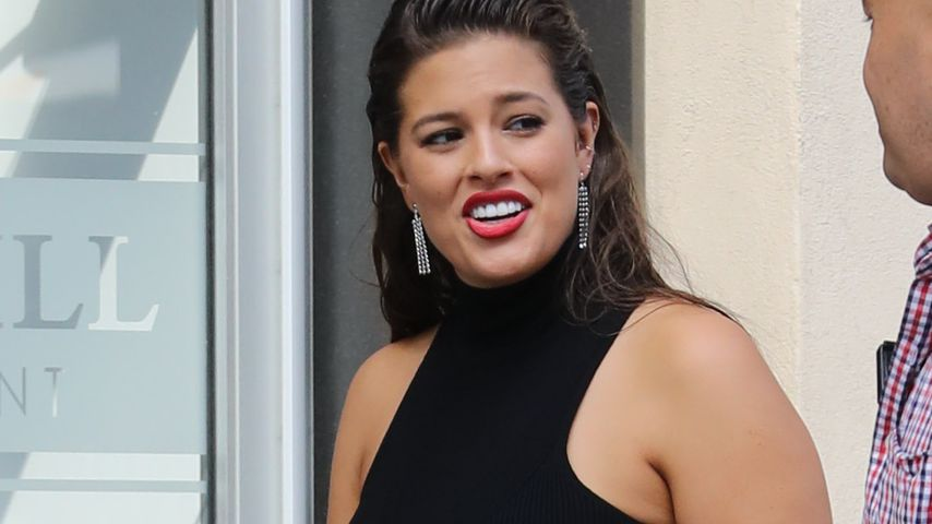 Ashley Graham in NYC