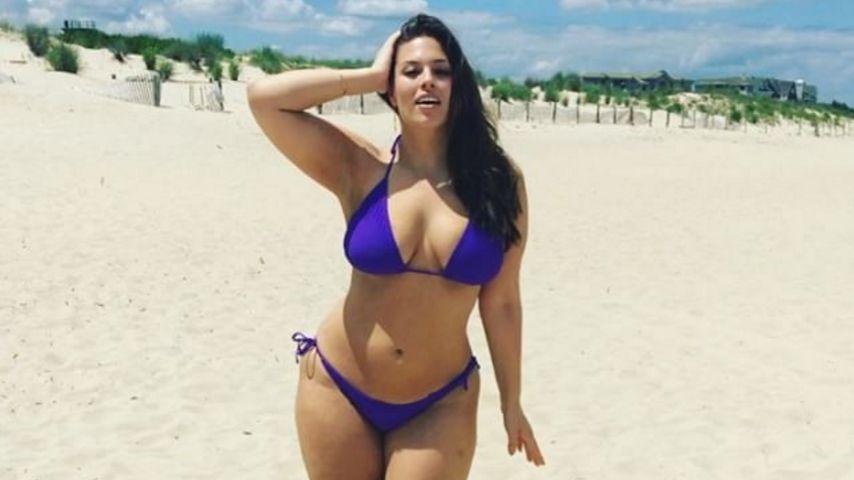"Ashley Graham 2016 in Delware im ""Seashore State Park"""