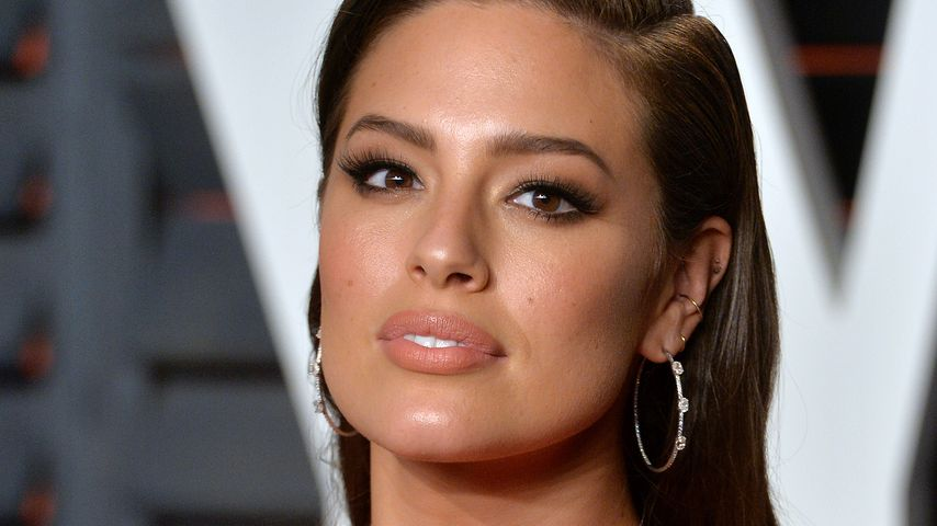 Ashley Graham auf der Vanity Fair Oscar-Aftershow-Party 2016