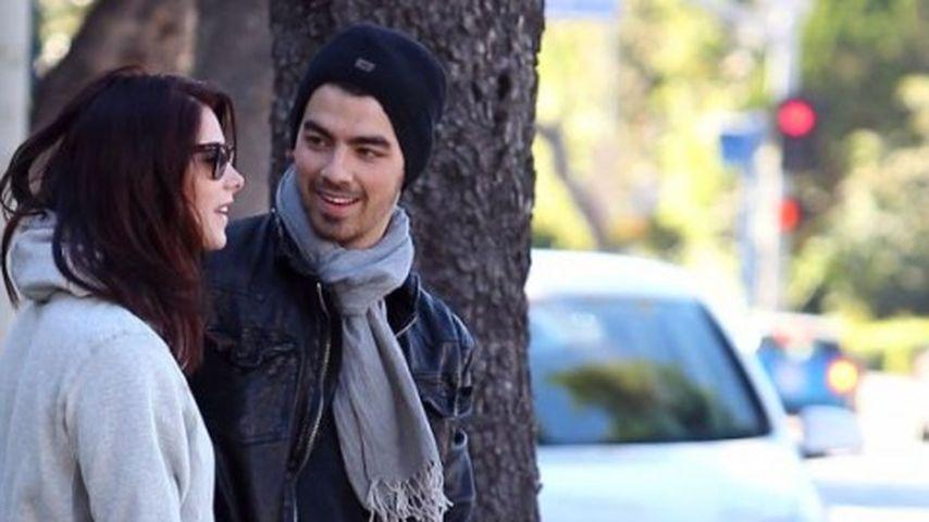 Joe Jonas und Ashley Greene