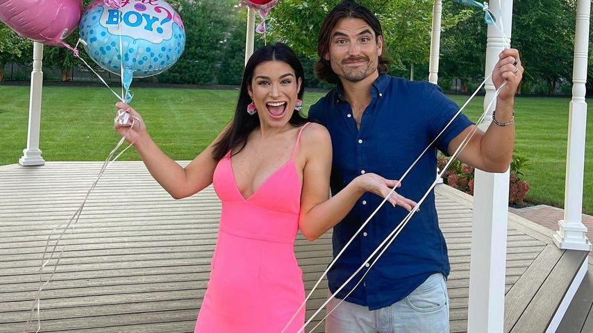 Ashley Iaconetti und Jared Haibon verraten Babygeschlecht!