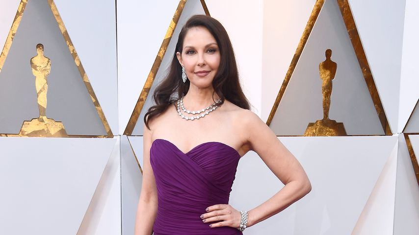 Ashley Judd bei den Oscars 2018