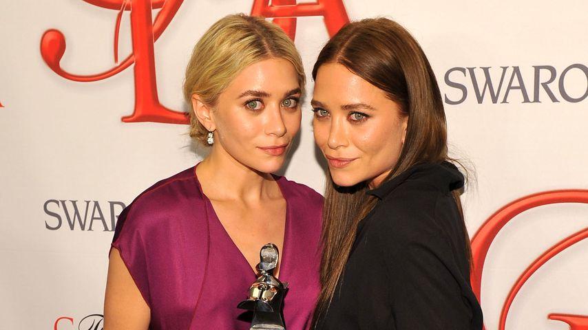 Ashley Olsen und Mary-Kate Olsen bei den CFDA Fashion Awards 2012