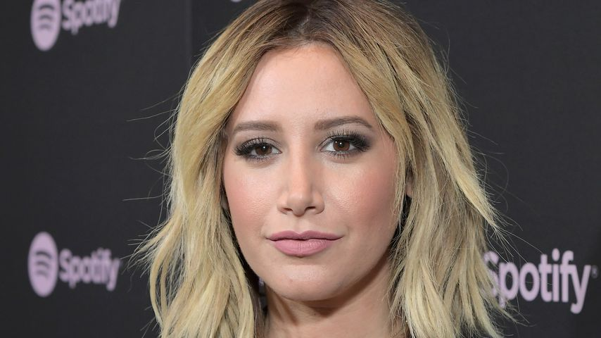 """High School Musical""-Star Ashley Tisdale"