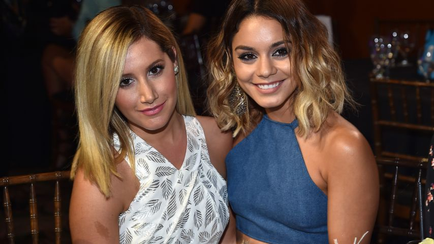 Ashley Tisdale und Vanessa Hudgens
