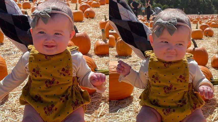 Ashley Tisdales Tochter Jupiter Iris