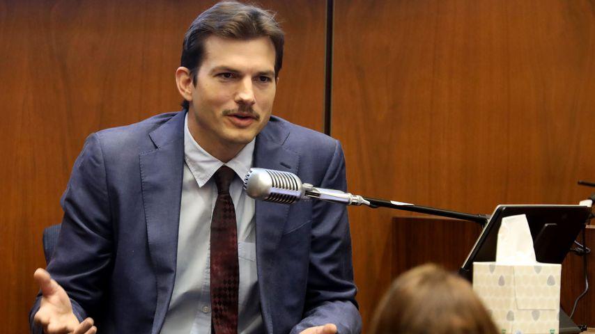 Serienmörder von Hollywood:Kutcher sagt in Mordprozess aus