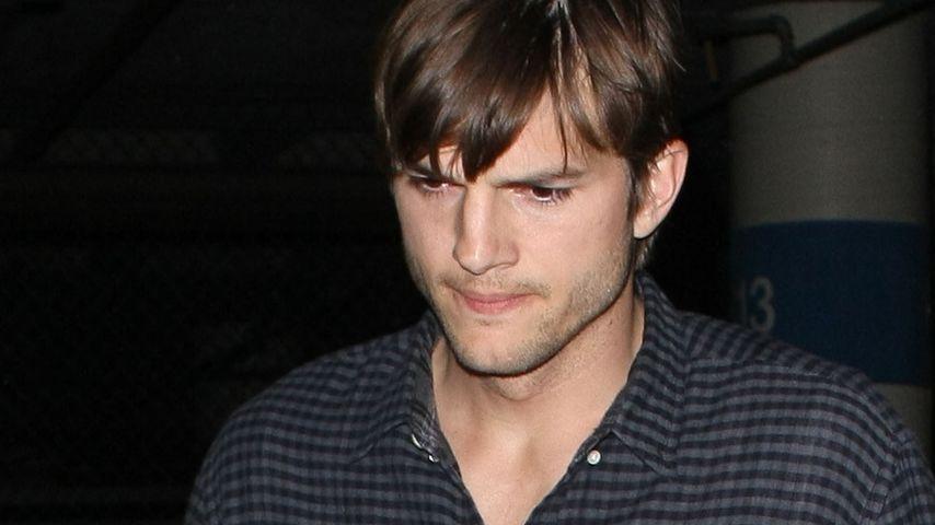 Wird Ashton Kutcher ein zweiter Charlie Sheen?