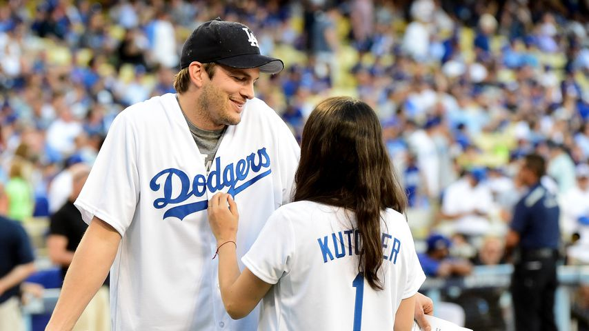 Rumer Willis: Verknallt in Stiefvater Ashton Kutcher!