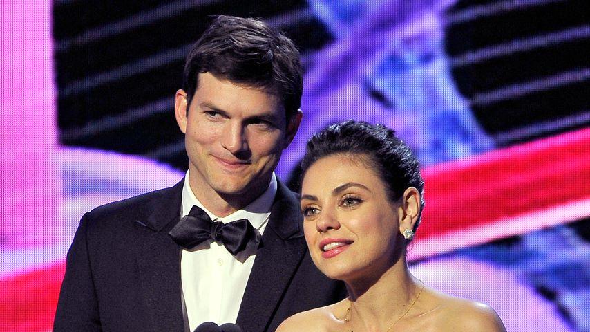 Ashtons verkaufter All-Flug: Mila Kunis bereut Ultimatum