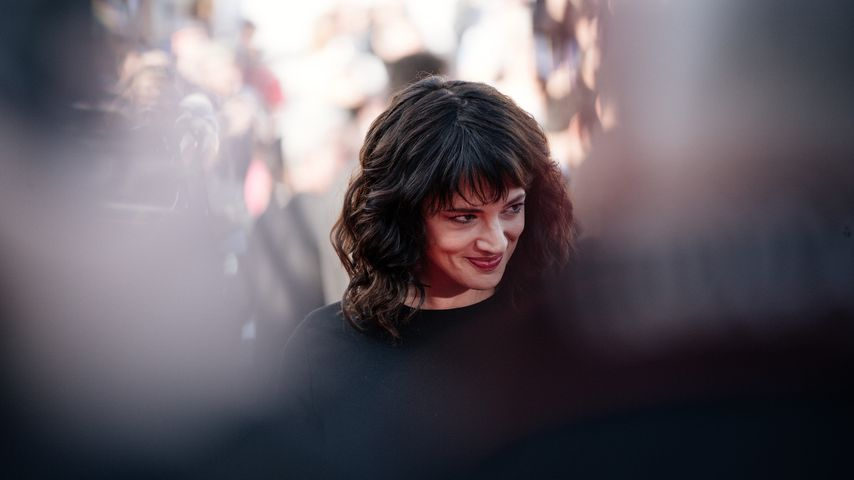 Asia Argento beim Cannes Film Festival 2018