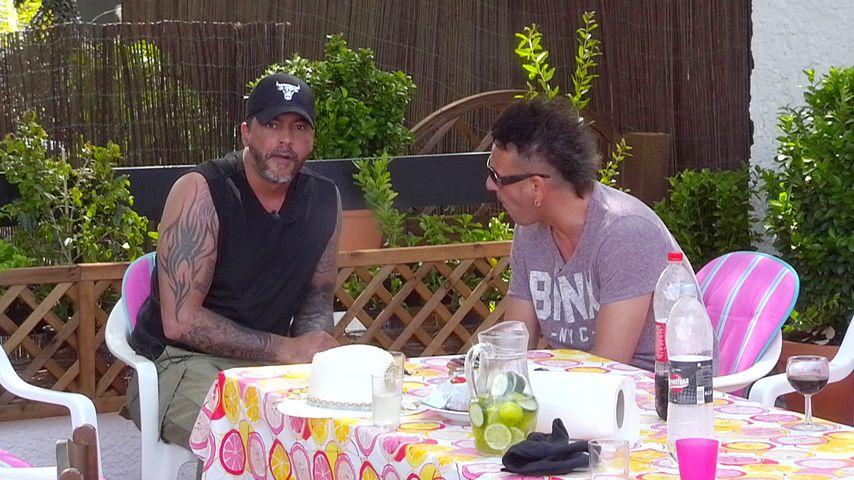 Aurelio Savina und Ennesto Monte im RTL-Sommerhaus 2017