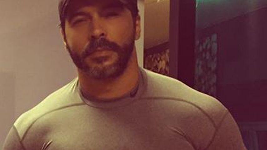 100 Kilo reine Muskel-Masse: Mucki-Mann Aurelio ist stolz