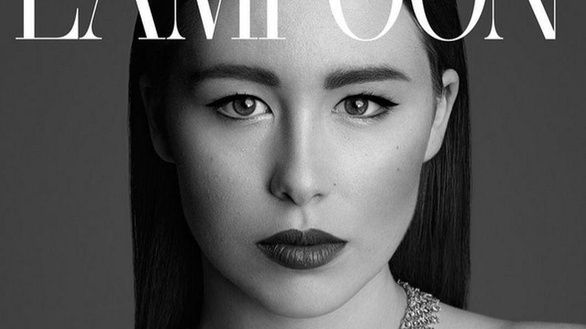 Ganz die Mama: Aurora Hunziker ziert erstes Magazin-Cover