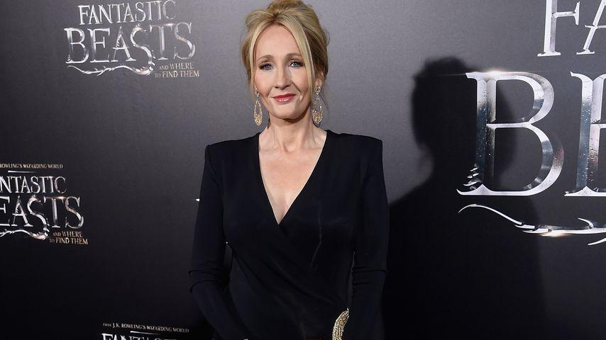 Autorin J.K. Rowling im November 2016 in New York