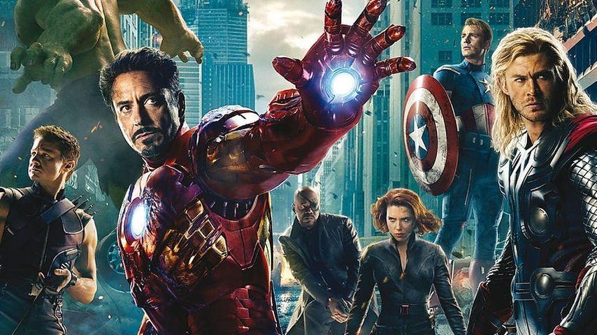 """""""The Avengers"""": Seit drei Wochen ungeschlagen!"""