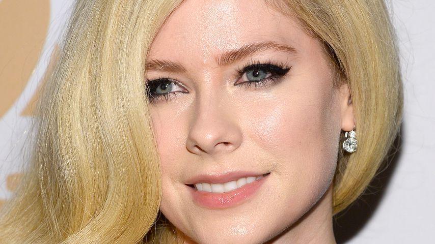 Avril Lavigne bei der Pre-Grammy Gala 2016