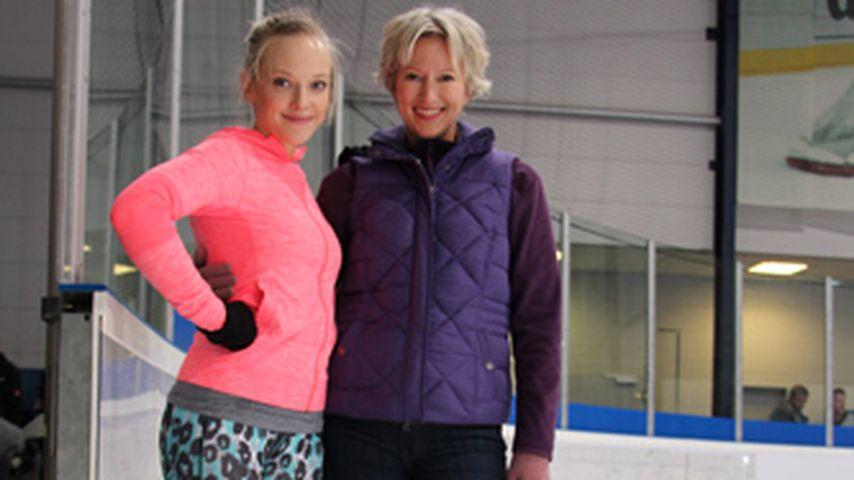 Judith Neumann und Olivia Augustinski