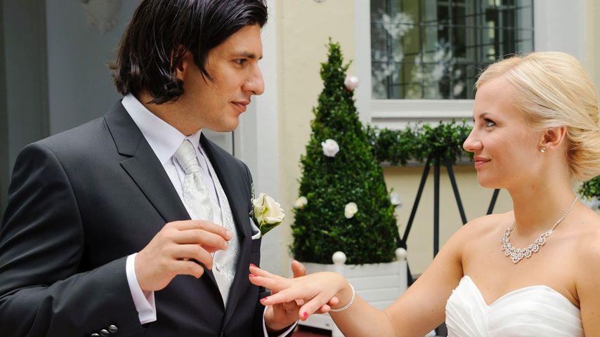 AWZ-Fotos: Maximilian heiratet Isabelle wirklich!