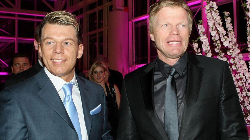 Axel Kahn und Oliver Kahn beim Radio Regenbogen Award