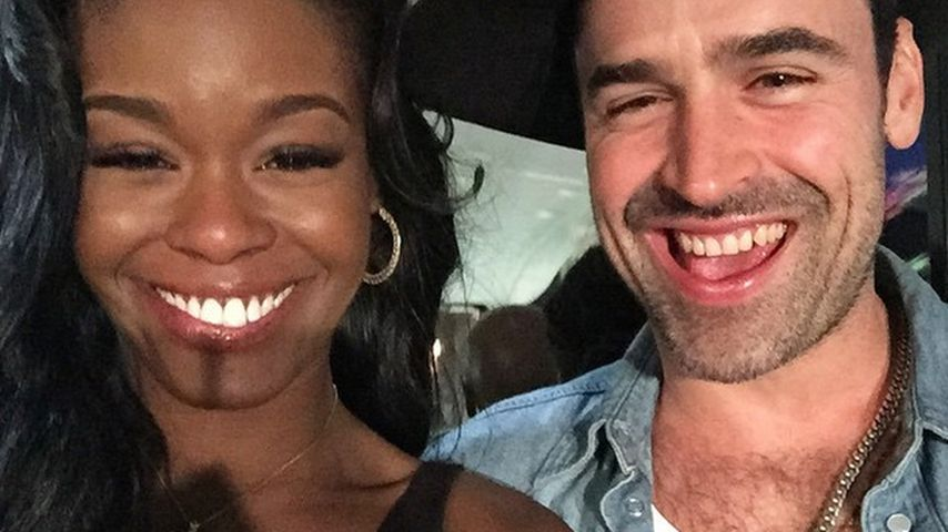 Total happy: Azealia Banks datet Schauspieler Jesse Bradford