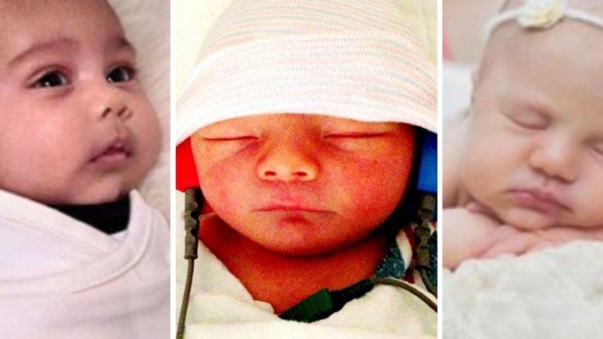 Baby-Fotos im Netz: Schön oder verwerflich?
