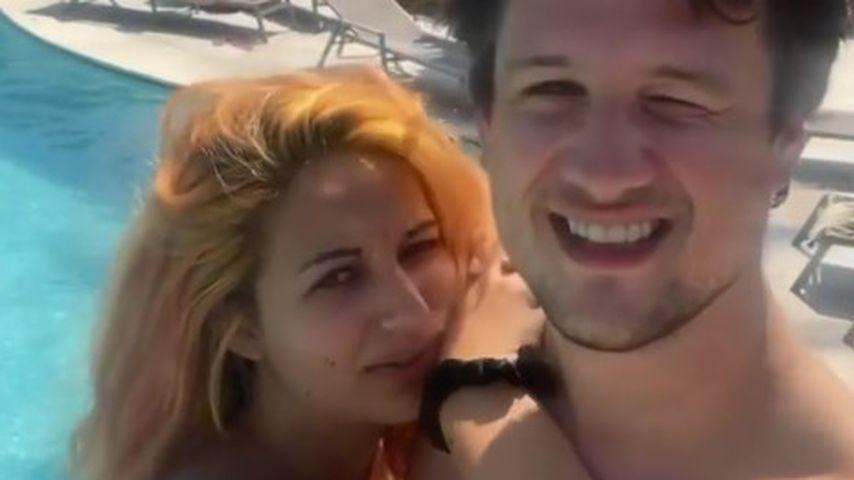 Bachelor-Hannah und ihr Partner Chris