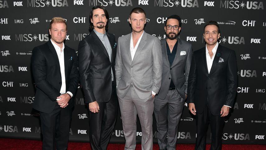 Irres Geständnis: Backstreet Boys schauten Porno zusammen!