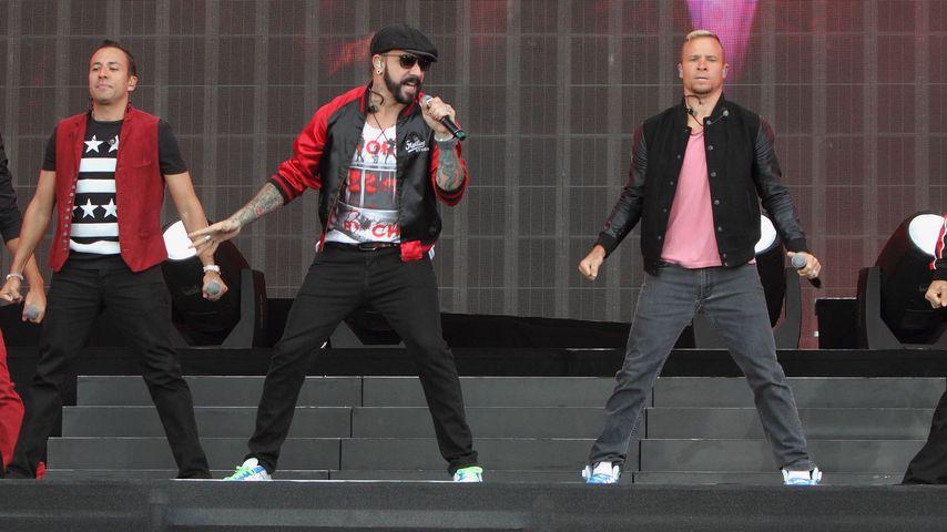 Vorfreude: Bald kommt die Backstreet Boys-Doku!