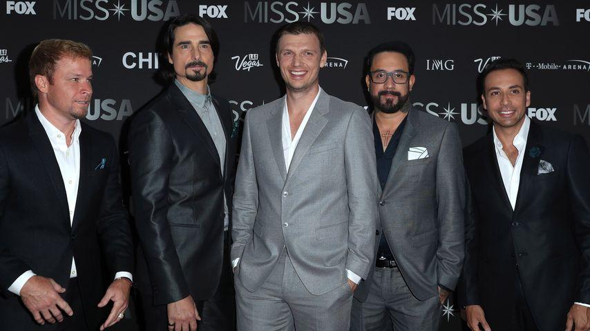 Für 18 Shows! Die Backstreet Boys erobern Las Vegas