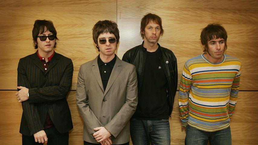 Die Band Oasis in Hong Kong 2006