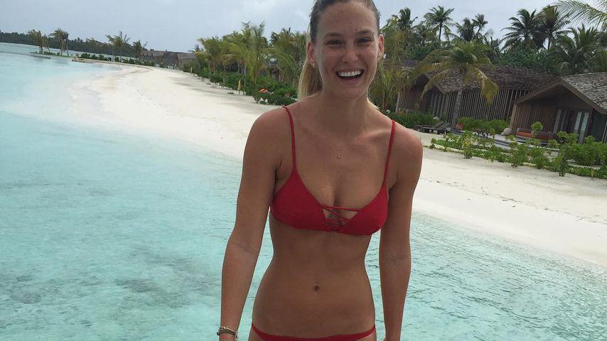 Wow! Doppel-Mama Bar Refaeli verzückt mit Bikini-Figur