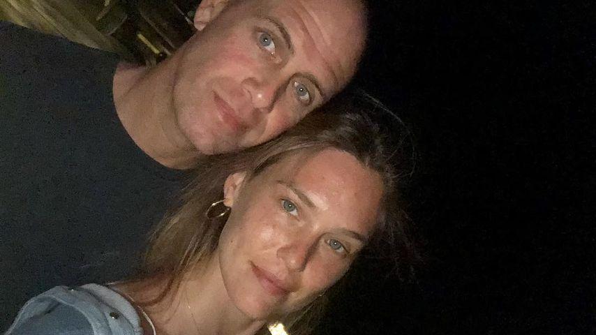 Bar Refaeli mit ihrem Ehemann