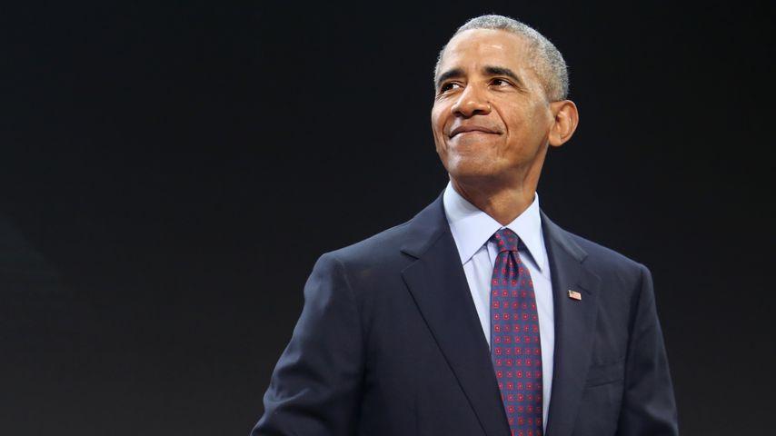 Barack Obama bei einem Event