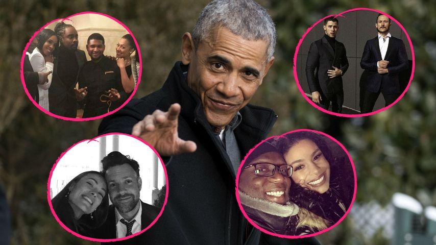 Bye Barack! Diese Stars durften zur Abschiedsparty von Obama
