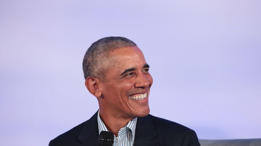 Barack Obama im Oktober 2019