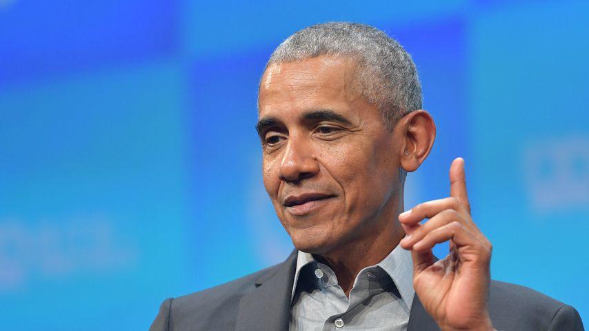 Barack Obama, ehemaliger Präsident der USA