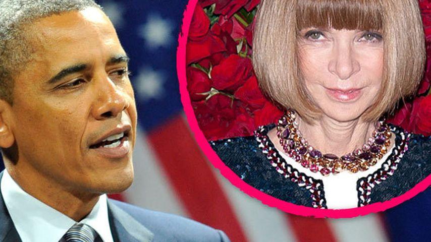 Barack Obama: Wahlkampf-Hilfe von Anna Wintour