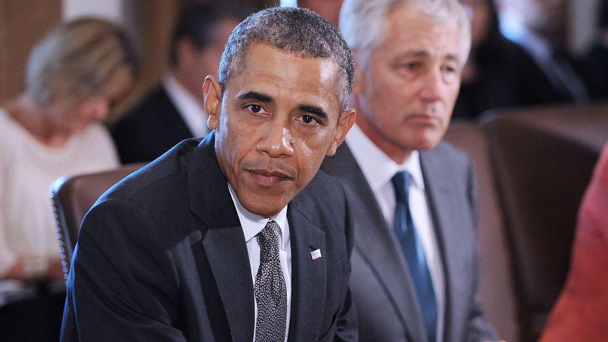 Barack Obama: Muss sein Schulfreund in den Knast?