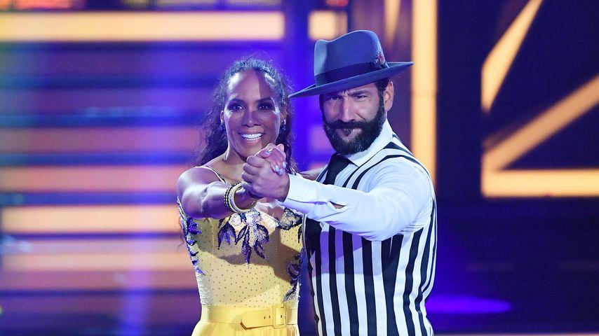 """Barbara Becker und Massimo Sinató bei """"Let's Dance"""" 2019"""