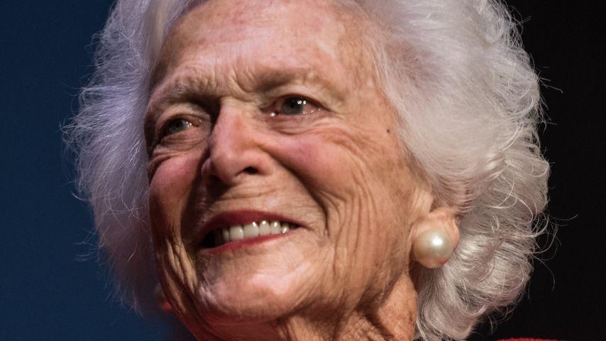 Mit 92: Die frühere First Lady Barbara Bush ist verstorben