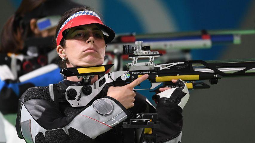 Sportschützin Barbara Engleder