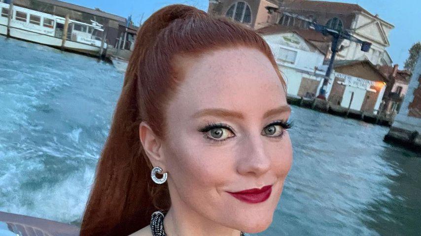 Barbara Meier im September 2021