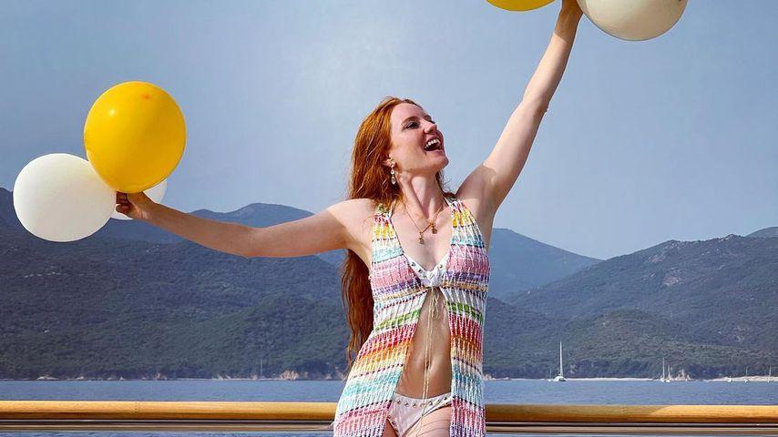 Zum 35. Geburtstag: So sexy zeigte sich Model Barbara Meier